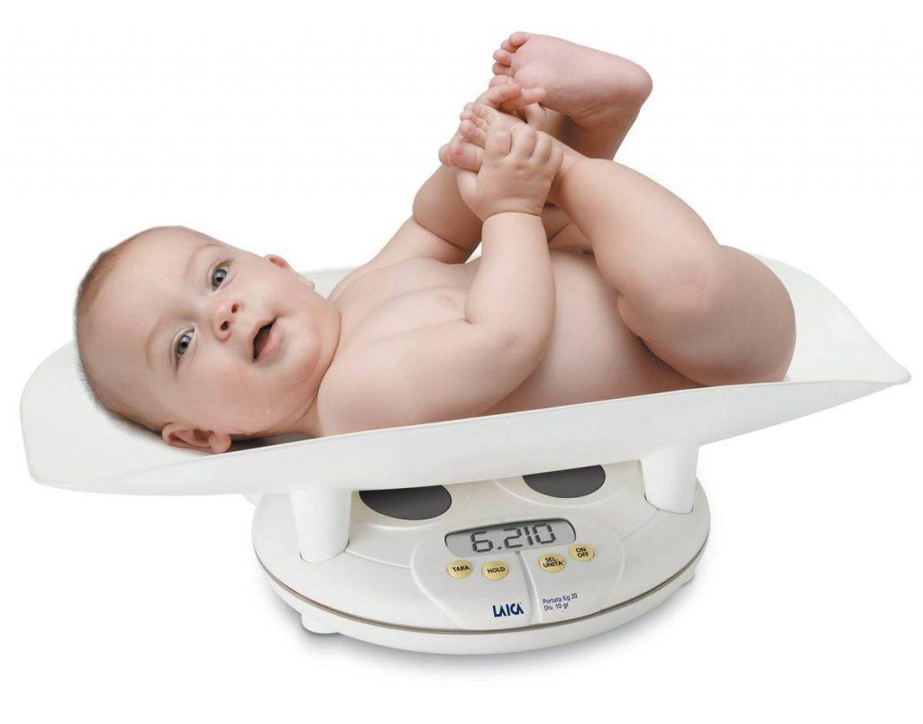 Perdida de peso recien nacidos