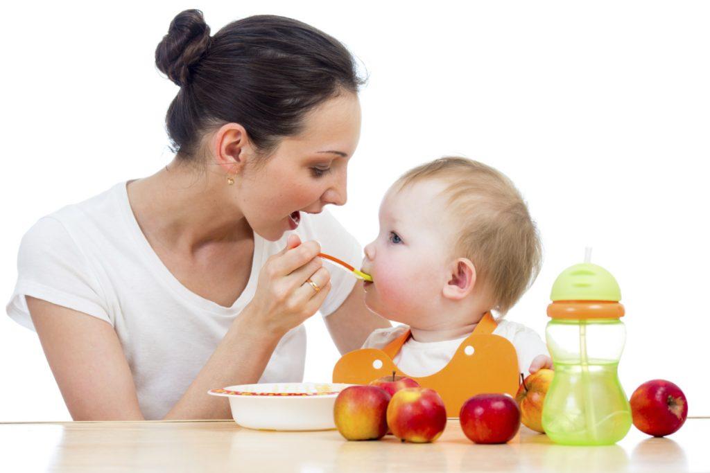 desarrollo alimentacion bebe