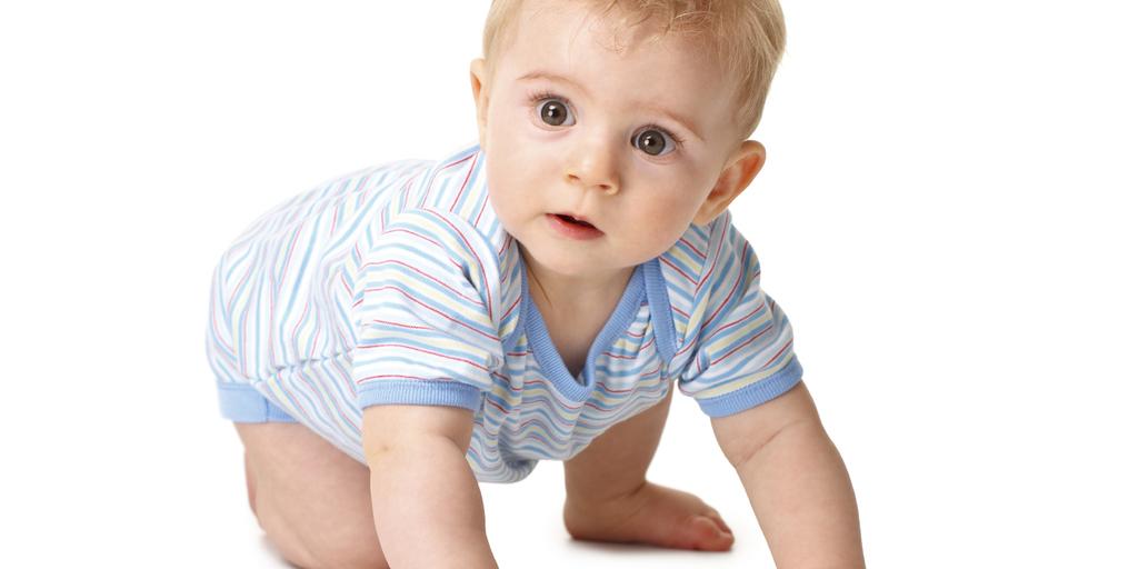 cuanto mide un bebe de 9 meses de edad