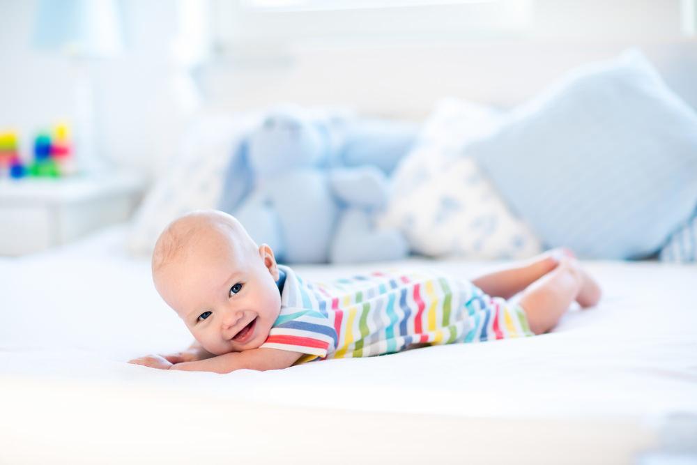 El Bebé De 4 Meses Peso Talla Alimentación Y Desarrollo