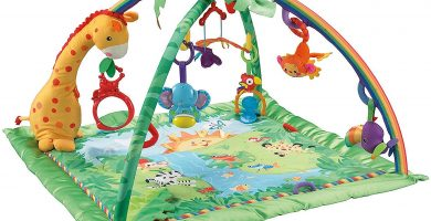 Gimnasio Fisher-Price Sonidos Selva