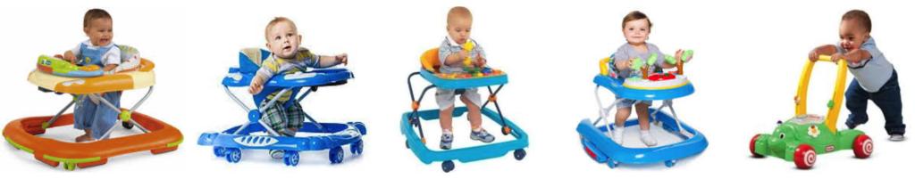 andadores para bebé - tacatá - taca taca